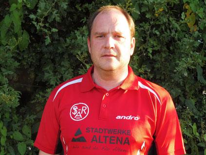 Unser Vereinsmeister möchte auch in der Liga weiterhin erfolgreich sein (Guido Krenz)