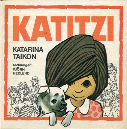 Katarina Taikons erstes autobiographisches Kinderbuch