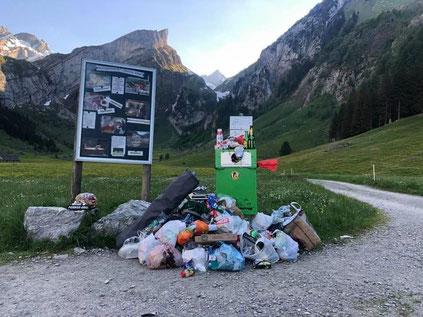 Bild von einem Ausflugsort im Appenzellerland. Quelle: Facebookseite Appenzellerland Tourismus