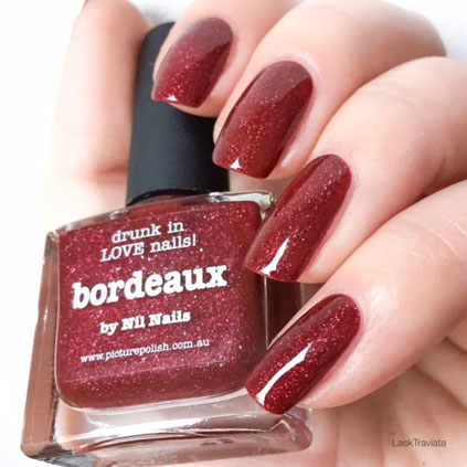 swatch picture polish bordeaux