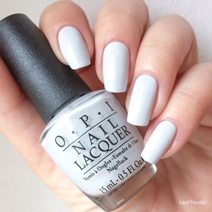 Swatch OPI I Cannoli Wear OPI