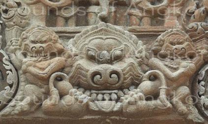 Kâla. Phnom Chisor.