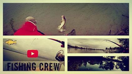 Fishing Crew - Zusammenfassung von Raubfischfängen