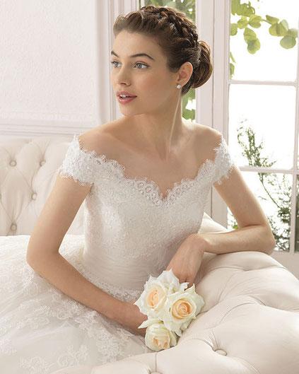 el vestido de novia de tus sueños está en soria - bodas en soria