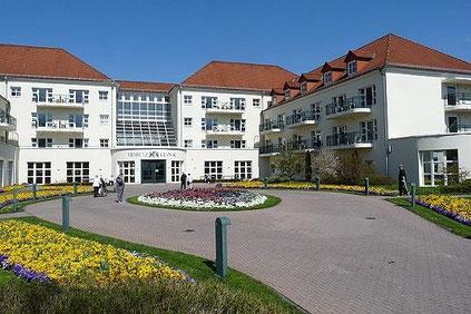 Bad Klosterlausnitz Moritz-Klinik