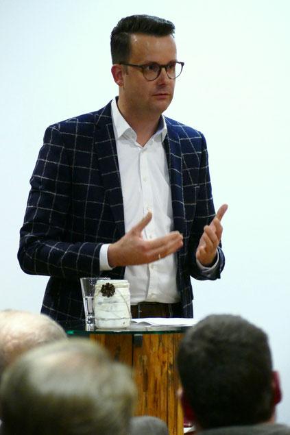 Christian Grascha, Landtagsabgeordneter der FDP Niedersachsen