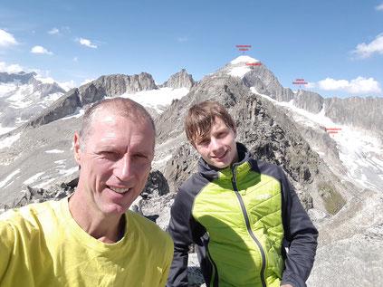 Kleines Furkahorn-3026m