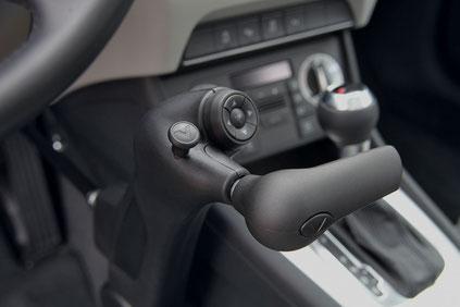 Veigel Classic II mit Commander, Handbediengerät für Gas & Bremse, Sodermanns