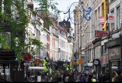 Une ruelle du Vieux Lille