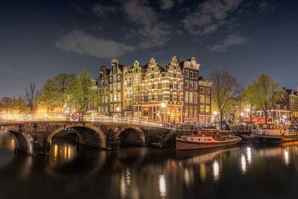 Flusskreuzfahrt Amsterdam