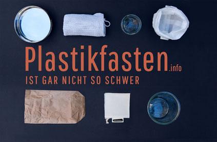 weniger Plastik geht auch, Microplastik, Kunststoffe vermeiden, Müllvermeidung