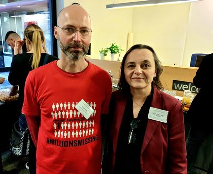 #MillionsMissing Deutschland mit Frau Prof. Carmen Scheibenbogen