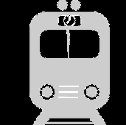 Relativistic train & time dilation