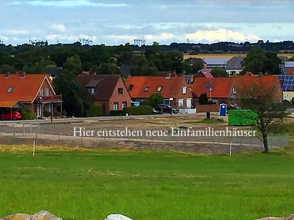 Ansicht vom Golfpark (Foto: privat 2016)