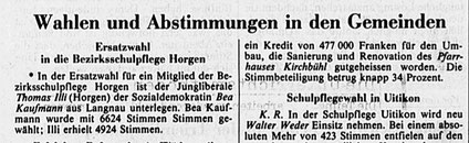 NZZ vom 27. September 1982