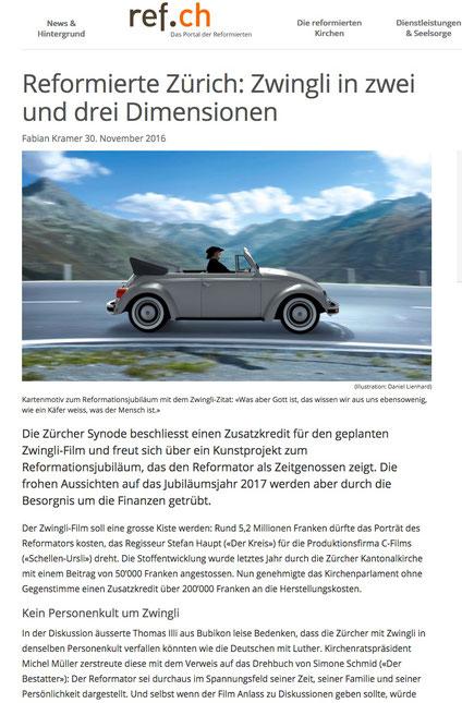 ref.ch, 30. November 2016