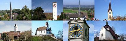 Illustration zum Projekt KG+ im Zürcher Weinland (www.kirche-tt.ch)