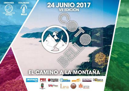 VII COTO BELLO TRAIL - Coto Bello-Aller, 24-06-2017