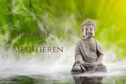 Online-Kurs Einfach meditieren