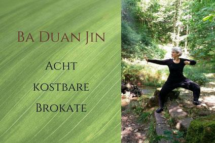 Online-Kurs Ba Duan Jin - Acht kostbare Brokate