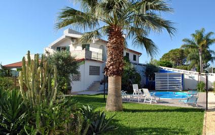 Apartment Barbara ist ein idyllisches Fleckchen auf Sizilien
