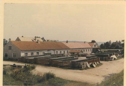 Bauunternehmen mit Baustoffzentrum aus Auhausen in Bayern.