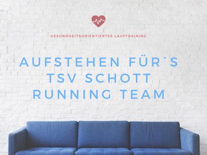 TSV SCHOTT Running Team §20 SGB V Präventionskurs