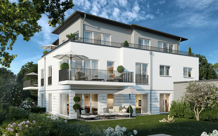 Doppelhäuser mit bester Lebensqualität für alle
