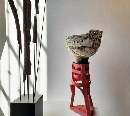 Alfajar. ceramica