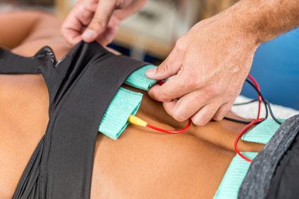 ionoforesi, fisioterapia
