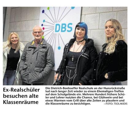 Recklinghäuser Zeitung; 13.11.2019