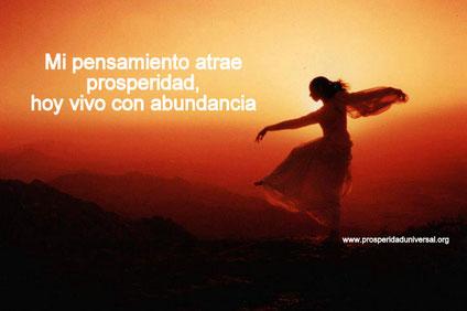 AFIRMACIONES DIARIAS ( EL SECRETO PARTE I ) - PROSPERIDAD UNIVERSAL - www.prosperidaduniversal.org