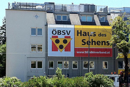 Reparatur und Service der Induktiven Höranlagein der Hörbücherei im Haus des Sehens in Wien