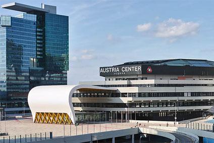 Veranstaltungen des EU-Rat Vorsitz im Austria Center Vienna