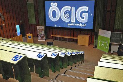 Symposium der Cochlear Implant Gesellschaft im Krankenhaus in Salzburg