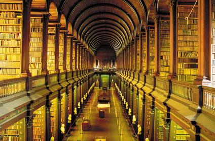 Die Akasha Chronik fungiert wie eine universelle Bibliothek, in der alles was war, ist und sein wird aufgezeichnet ist.