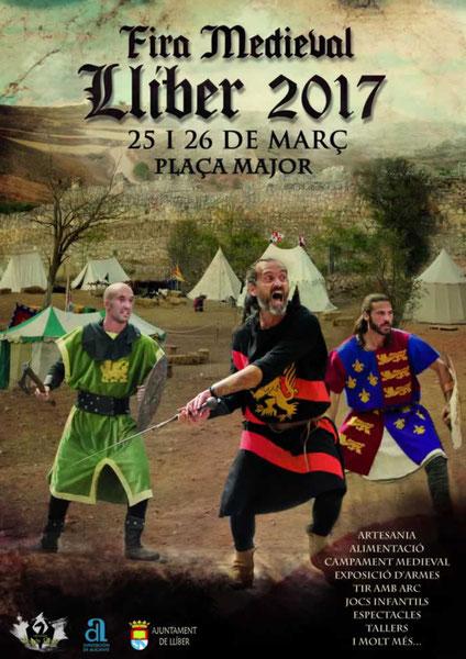 Programa de la Feria Medieval de Lliber