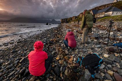 Fotoreise Isle of Skye, meine Teilnehmer