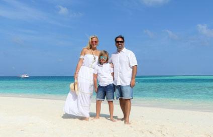 Babyreise und Familienurlaub planen