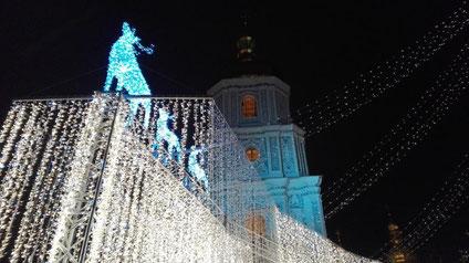 Kiev at Christmas