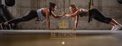 BE STRONG: Fitness, Selbstbewusstsein stärken und Selbstverteidigung lernen exklusiv für Frauen. In Zürich Oerlikon.