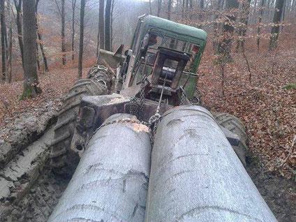 Forstmaschinen