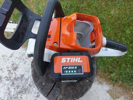 Stihl MSA 220 C