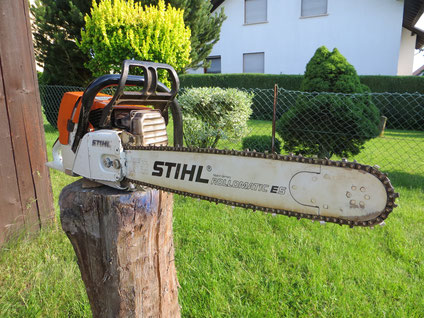Stihl MS 460