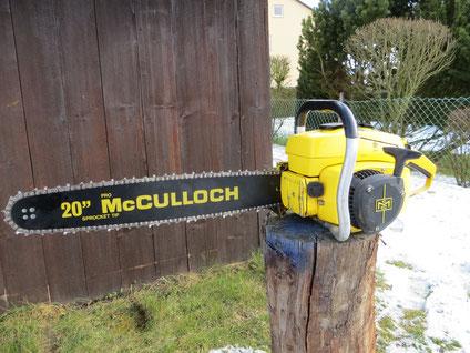 McCulloch 7-10 A