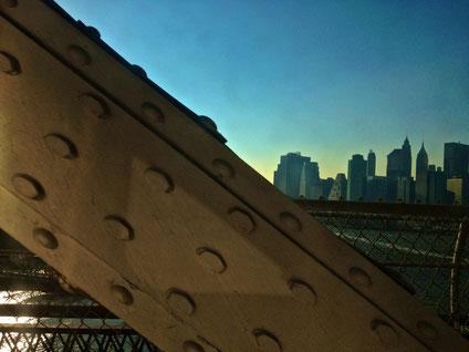 Fotografando New York.