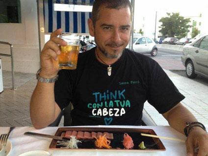 Juan Ochoa Conil, Spain