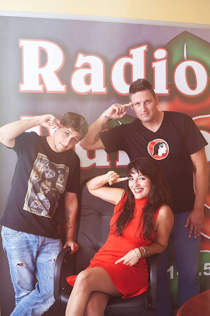 Radio Punto Zero, Trieste Igor Damilano