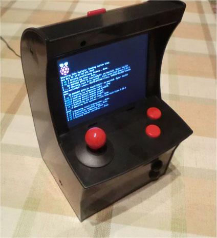 Raspberry Pi mini arcade cabinet - Zihatec GmbH