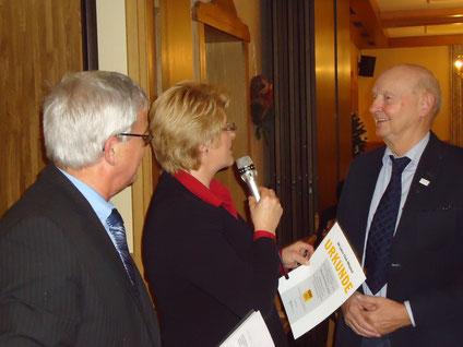 40 Jahre Mitglied im ADAC - Karl-Heinz Beiber
